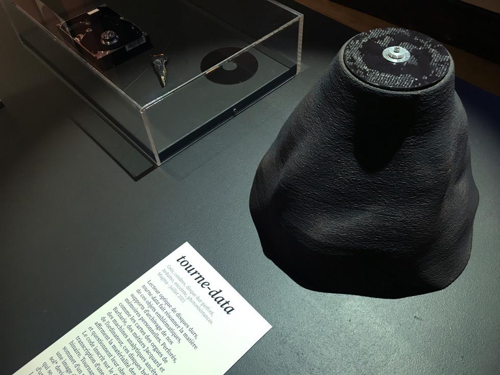 Magma - Tourne-data