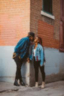 couple engagement professional photo