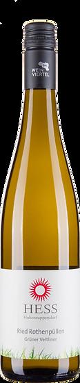 Weinviertel DAC Ried Rothenpüllen 2019