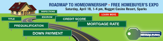 Web Banner for Homebuyer's Expo