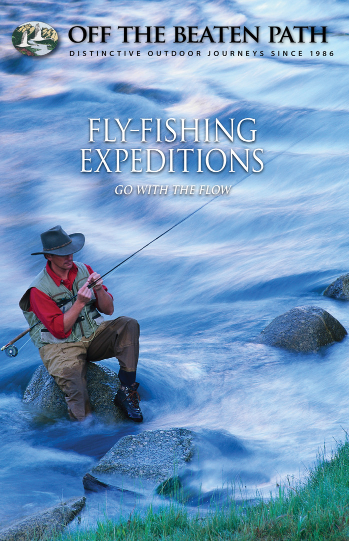 Fly Fishing Booklet Cover