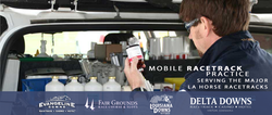 Racetrack and Mobile Sports Medicine