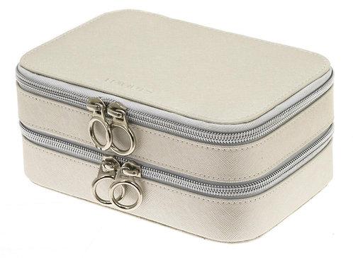 DAVIDTS Jewel and cosmetic bag 2 Zipp