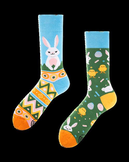 "Socken ""easter bunny"""