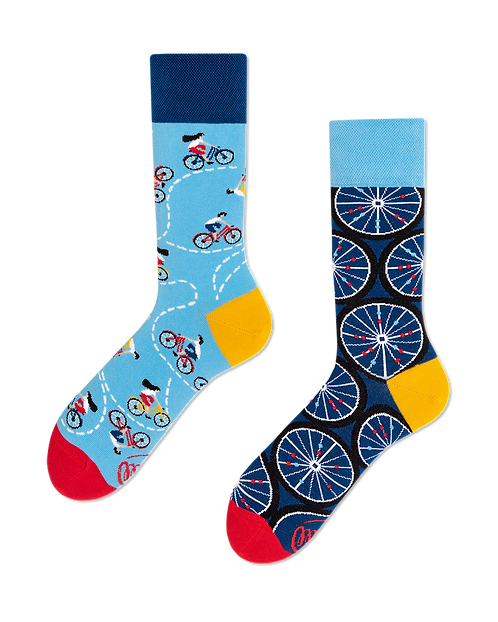 "Socken ""the bicycles"""