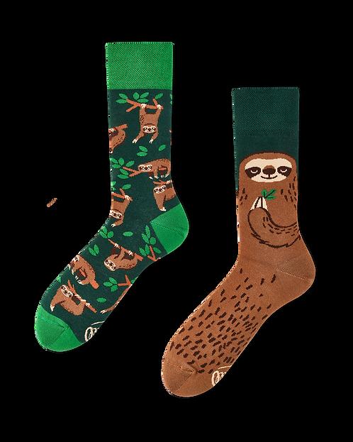 "Socken ""sloth life"""