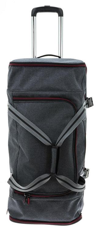 DAVIDTS Reisetasche 76cm mit Rollen