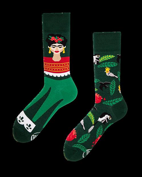 """Socken """"feel Frida"""""""