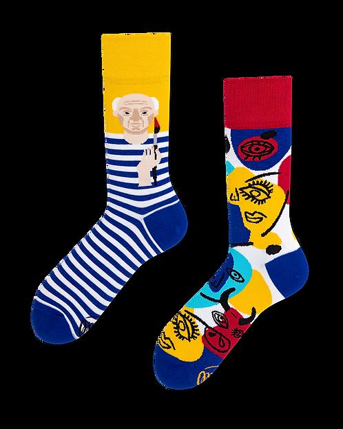 "Socken ""Picassocks"