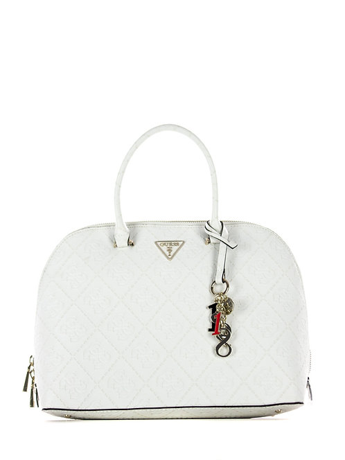 GUESS Maddy Large Dome Satchel Bag