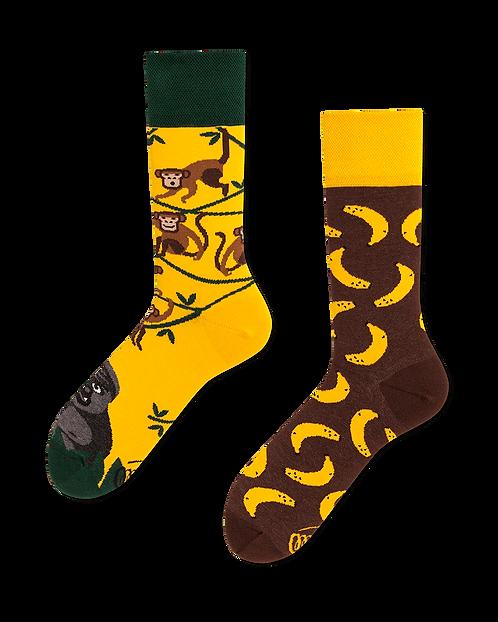 """Socken """"monkey business"""""""