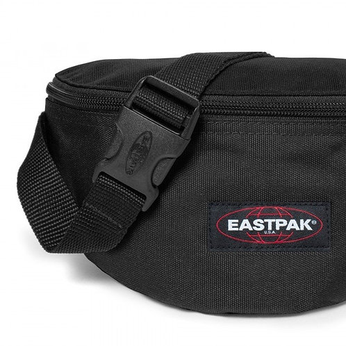 EASTPAK Black Springer
