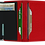 Thumbnail: SECRID Miniwallet Crisple Red