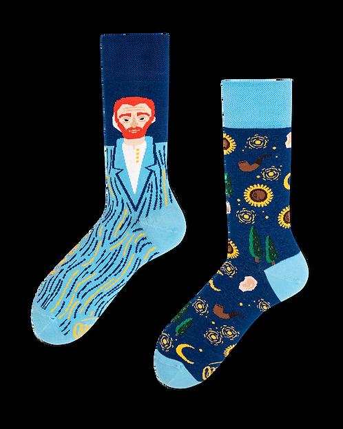 "Socken ""true Vincnent"""