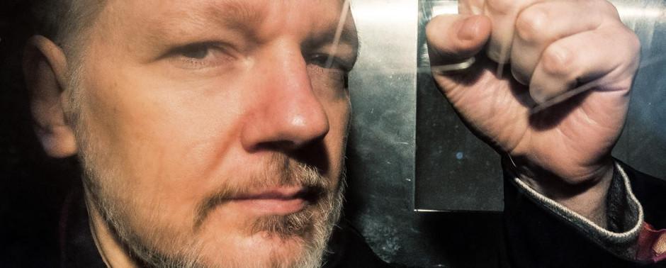 USA: Trumpin hallinnolta 17 uutta syytettä Julian Assangea vastaan