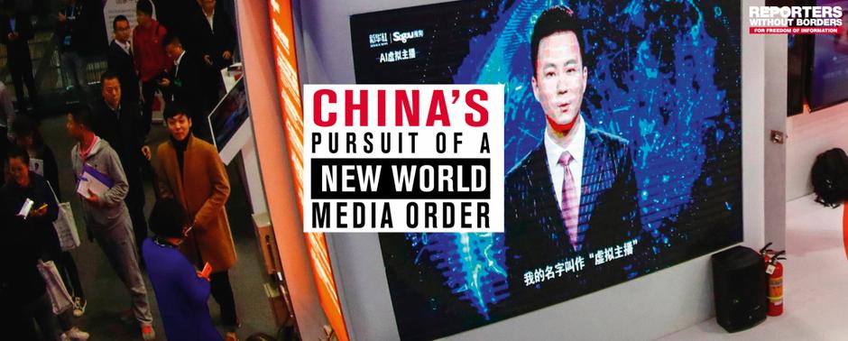 Kiina yrittää levittää mediasensuuria maailmalle ja jatkaa uiguurimuslimien vainoa