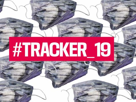 Tracker 19 seuraa  koronavirusviestintää ja sen häirintää