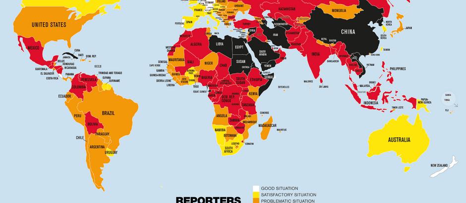 Suomi nousi lehdistönvapauden kakkosmaaksi, kertoo World Press Freedom Index