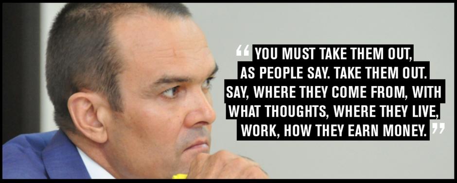 Tšuvassian johtaja siivoaisi pois kriittiset toimittajat