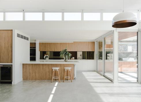 Williamstown project. Interior design by Melissa Lunardon.