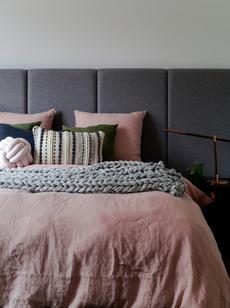 Beaumaris property. Design/Styling - Melissa Lunardon.