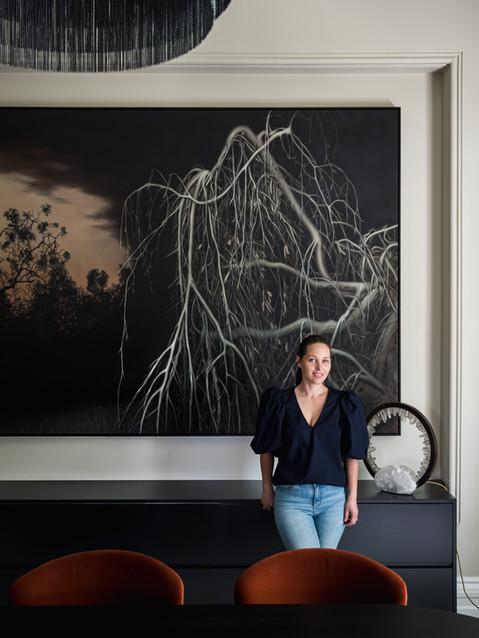 Danielle Tregenza - Interior Designer