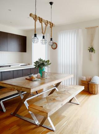Phillip Island Property. Design/Styling -  Green Room Interiors.