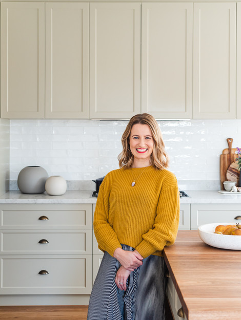 Melissa Lunardon - Interior designer.