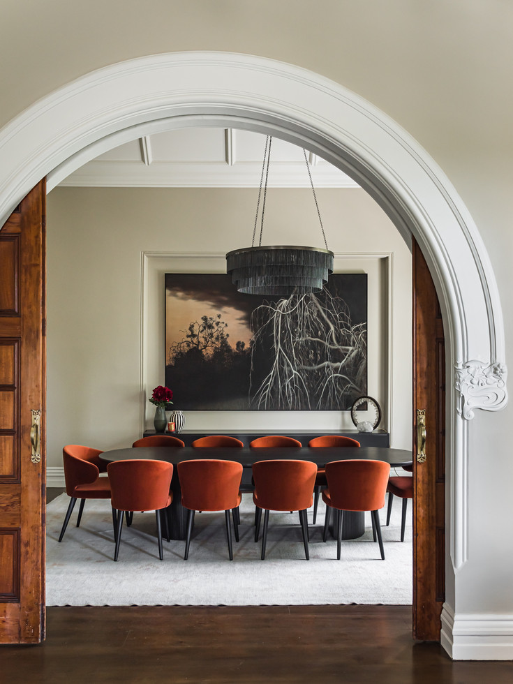 Eaglemont project. Design + styling AND Interiors