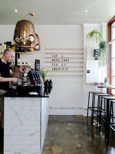 Face Plant Cafe - Geelong, Victoria. Design/Styling -  Melissa Lunardon.