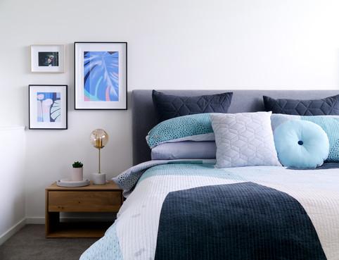 Cheltenham property. Design/Styling -  Melissa Lunardon.