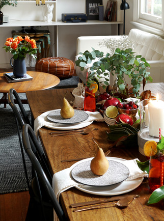 Christmas shoot for Houzz. Styling - Eclectic Creative