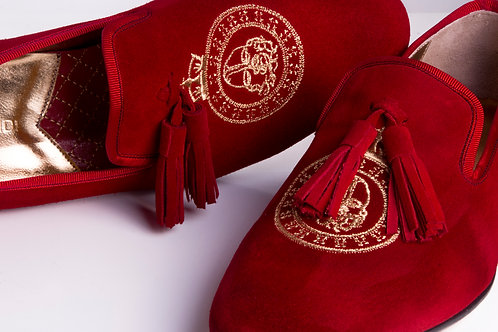 THE RED EMPEROR SHOES