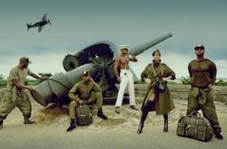 The royal Conquerors by ALAIN FAGNIDI