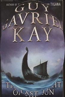 The Last Light of the Sun by Guy Gavriel Kay (Pocket)