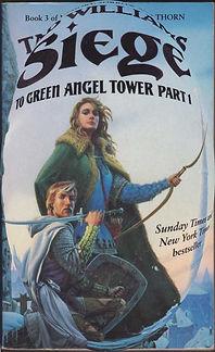 Siege by Tad Williams (Legend)