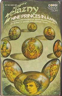 Nine Princes in Amber by Roger Zelazny (Corgi)