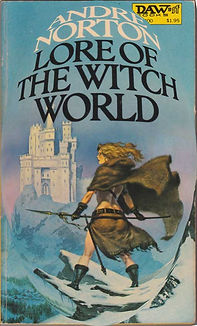 Lore of the Witch World by Andre Norton (DAW)
