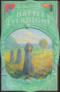 The Battle of Evernight by Ceclia Dart Thornton (Tor)