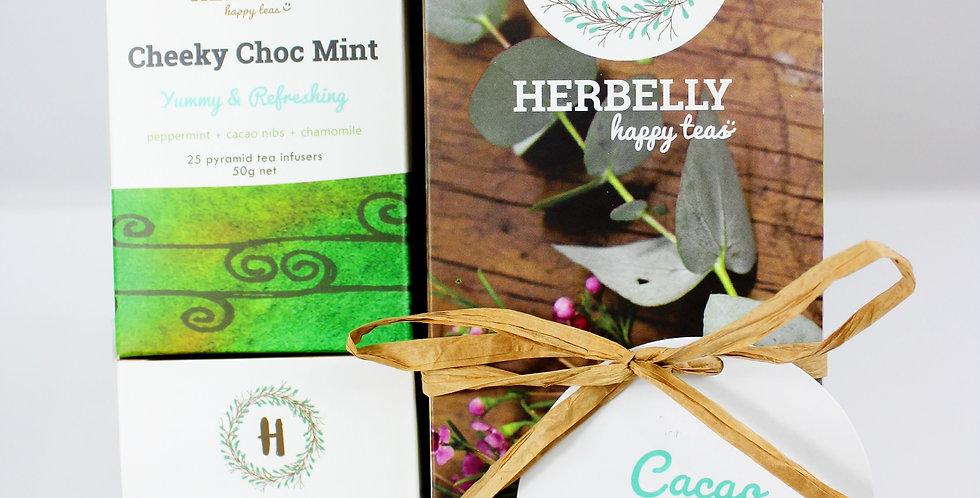 Happy Tea Gift Set - Cacao Crush
