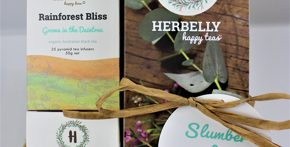 Happy Tea Gift Set -Slumber & Solace
