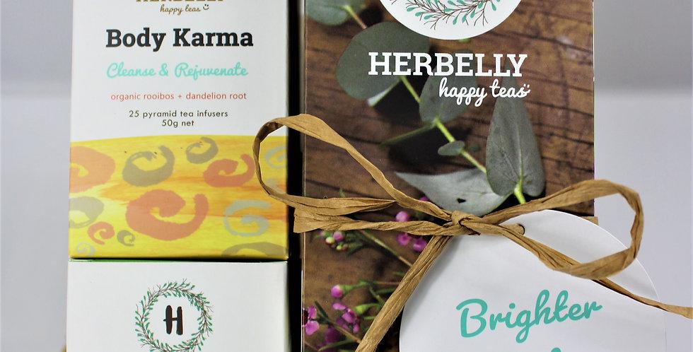 Happy Tea Gift Set - Brighter Body