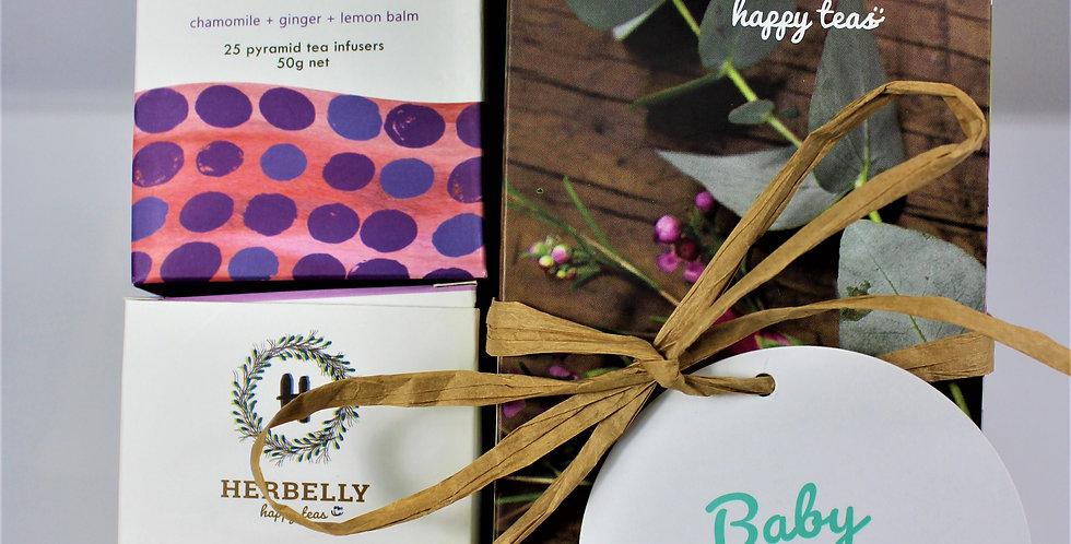 Happy Tea Gift Set - Baby Belly