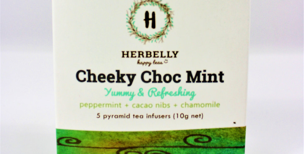 Happy Box - Cheeky Choc Mint