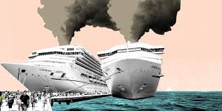 Ocean Cruises Bring Climate Disaster