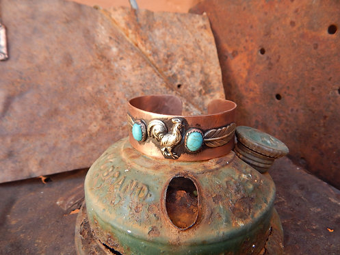 Rooster Cuff