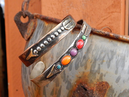 Skinny Arrow Cuffs