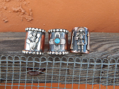 New Mexico Rings