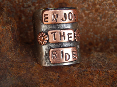 Enjoy the Ride Ring