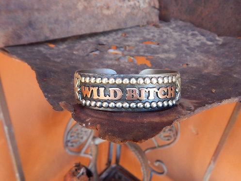 Wild Cuff Bracelet